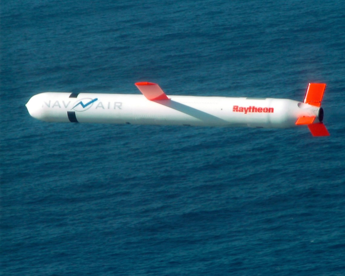 The 3,000th Tomahawk Block IV cruise missile was delivered to the U.S. Navy in October 2013.