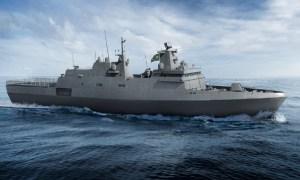 Thyssenkrupp, Embraer, Atech to Build Four Tamandaré Corvettes for Brazilian Navy