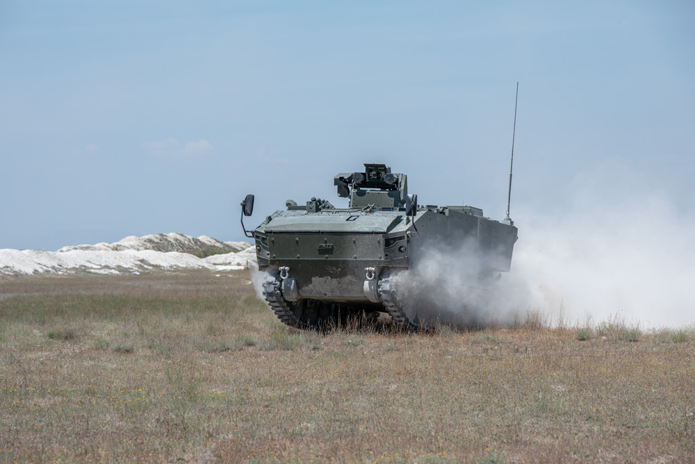 FNSS Kaplan Tracked Anti-Tank Vehicles
