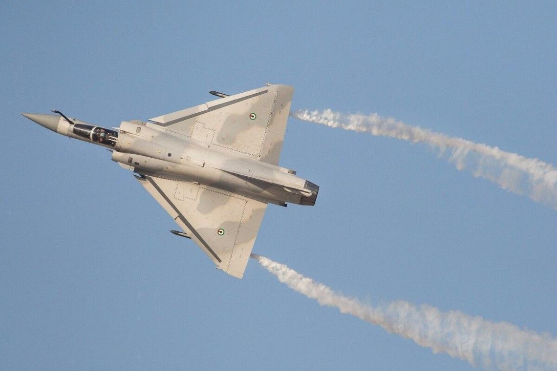 United Arab Emirates Air Force Dassault Mirage 2000