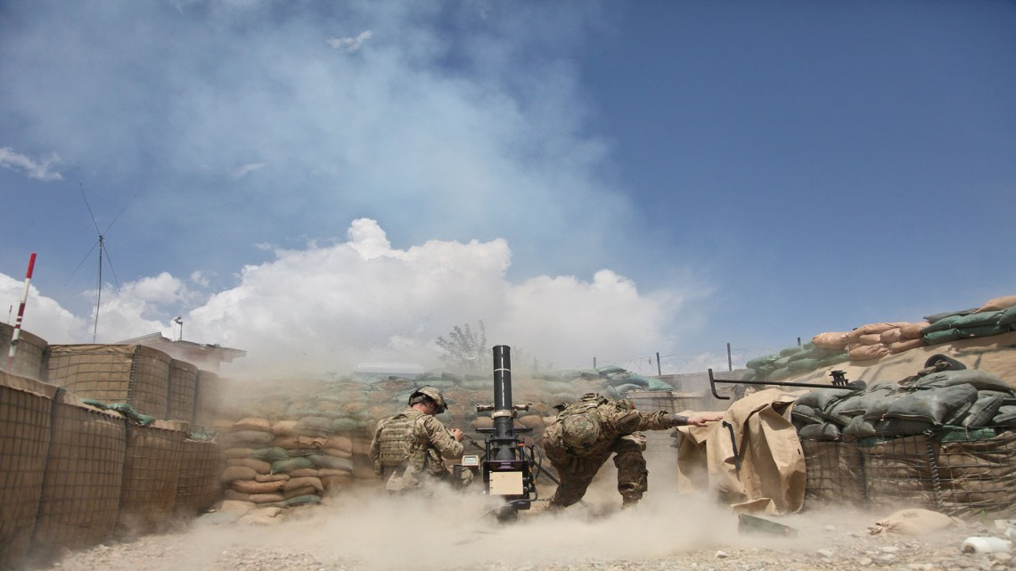 US Army Orders Leonardo Mortar Fire Control Computers