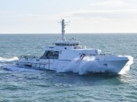 Philippine Coast Guard BRP Gabriela Silang Offshore Patrol Vessel (OPV)
