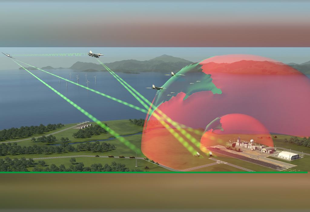 Hensoldt Kalaetron Attack Modular Airborne Electronic Combat System