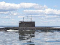 Russian Improved Kilo-class submarine