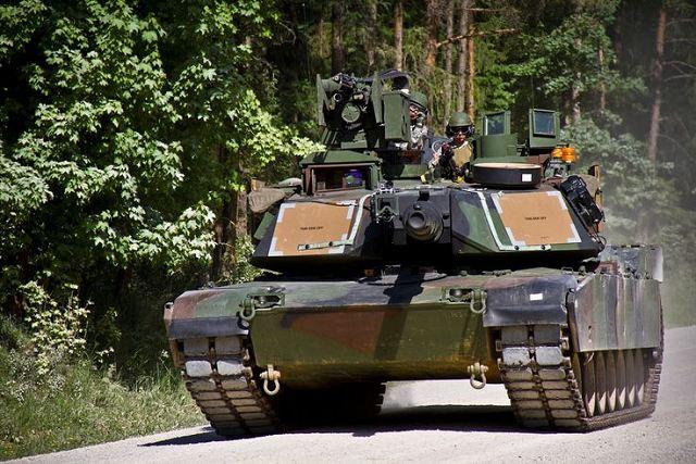Taiwan Preparing for M1A2T (M1A2 SEP V2) Abrams Main Battle Tanks