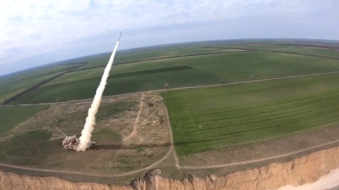 Ukraine Conducts Successful Tests of Vilkha-M Missile with 120 km Range