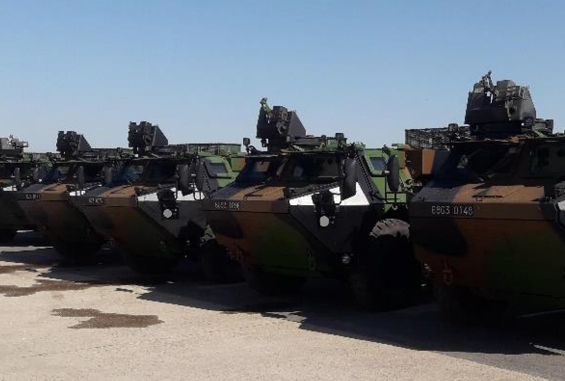 Arquus has Launched Its Business Continuity Plan to Support the French Army