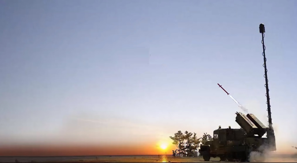 South Korea's Bigung 70-mm Guided Rocket System