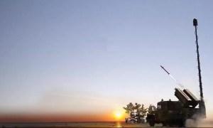 South Korea's Bigung 70-mm Guided Rocket System