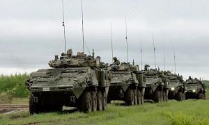 Canada Lifts Freeze On $11.3 Billion LAV VI Armored Vehicles Export Deal to Saudi Arabia