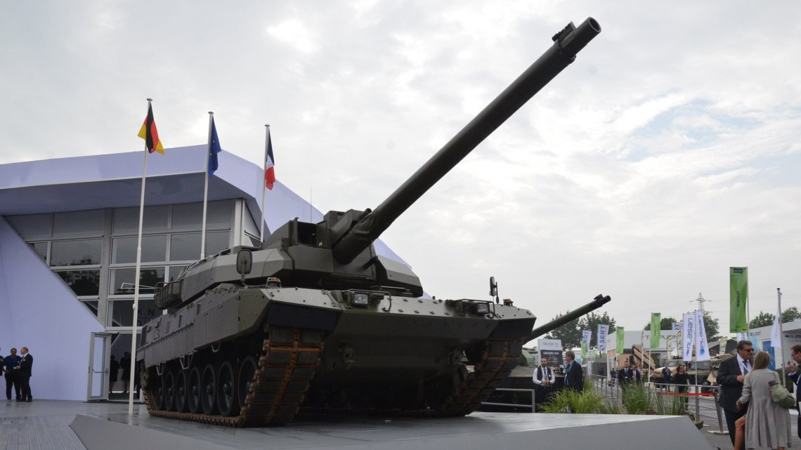 Franco-German defence company, KMW+Nexter Defense Systems (KNDS) unveiled a new Euro Main Battle Tank (EMBT) concept at the ongoing Eurosatory 2018 exhibition at the Paris-Nord Villepinte Exhibition Centre in Paris, France.