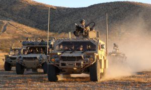 General Dynamics Awarded USSOCOM Contract for Ground Mobility Vehicle (GMV) 1.1