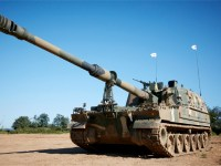 Hanwa Defense K9 Thunder Self-Propelled Howitzer