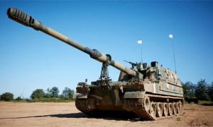 Hanwa Defense K9 Thunder Self-Propelled Howitzer