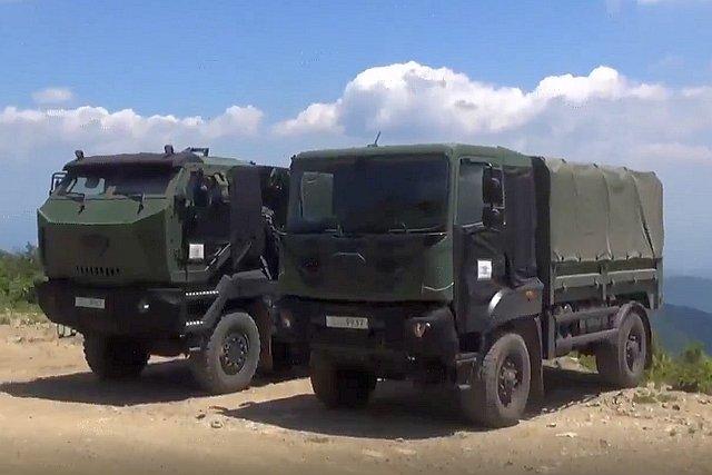 Kia Motors Awarded $1.4 Billion Military Trucks Contract from Republic of Korea Army