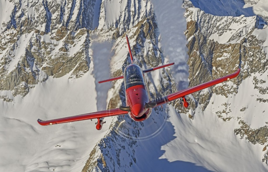 Pilatus Aircraft PC-21 Next Generation Trainer