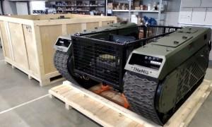 Milrem Robotics to Deliver UGVs to UK Defence Science and Technology Laboratory (DSTL)
