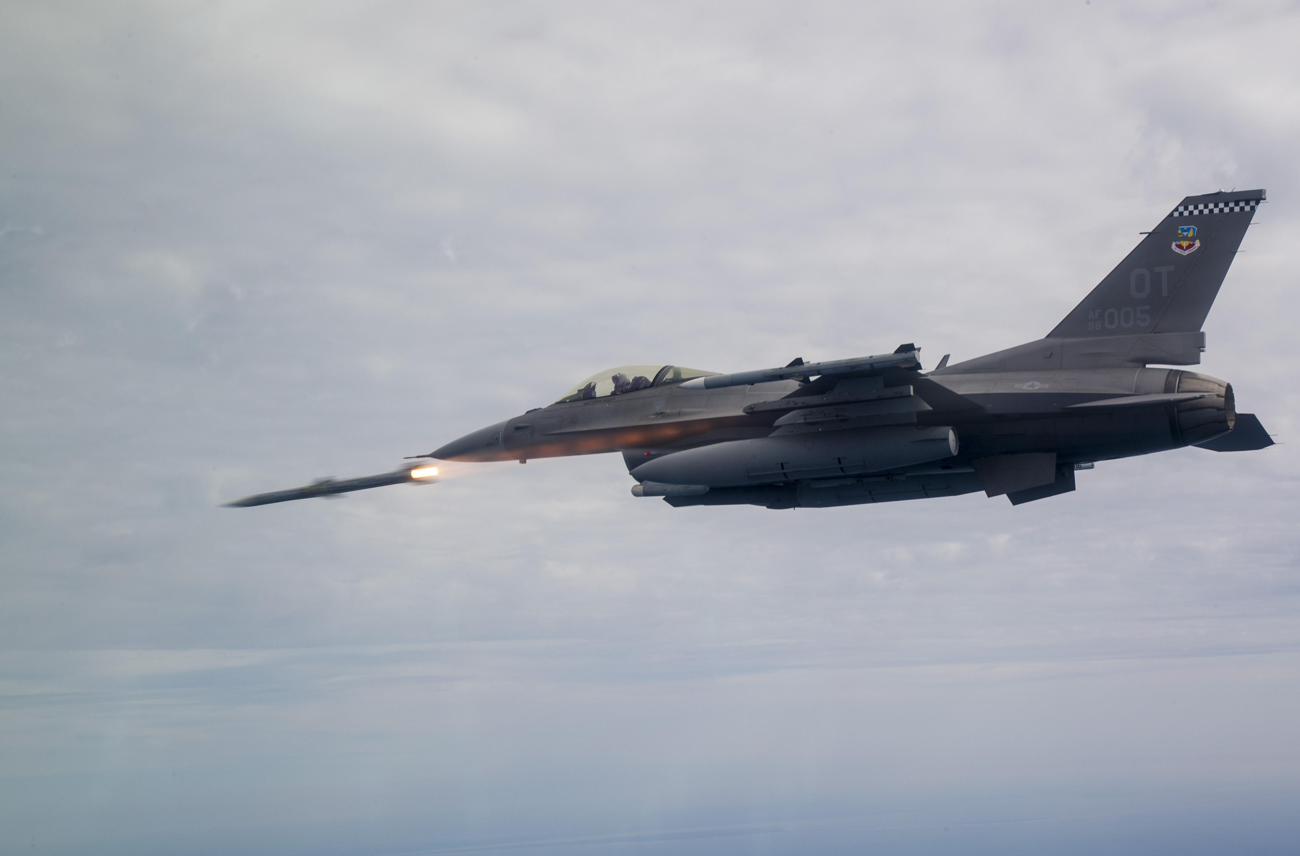 Operational Flight Program (OFP) Software Makes F-16 More Capable