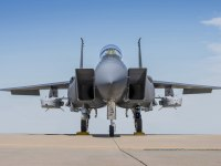 Republic of Korea Air Force F-15K Slam Eagle Fighter Aircraft