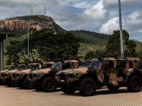 Royal Australian Regiment Receives Hawkei Protected Mobility Vehicle