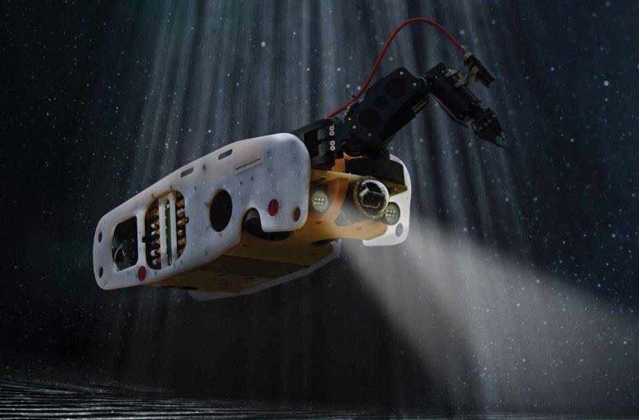 Saab Seaeye Sea Wasp ROV