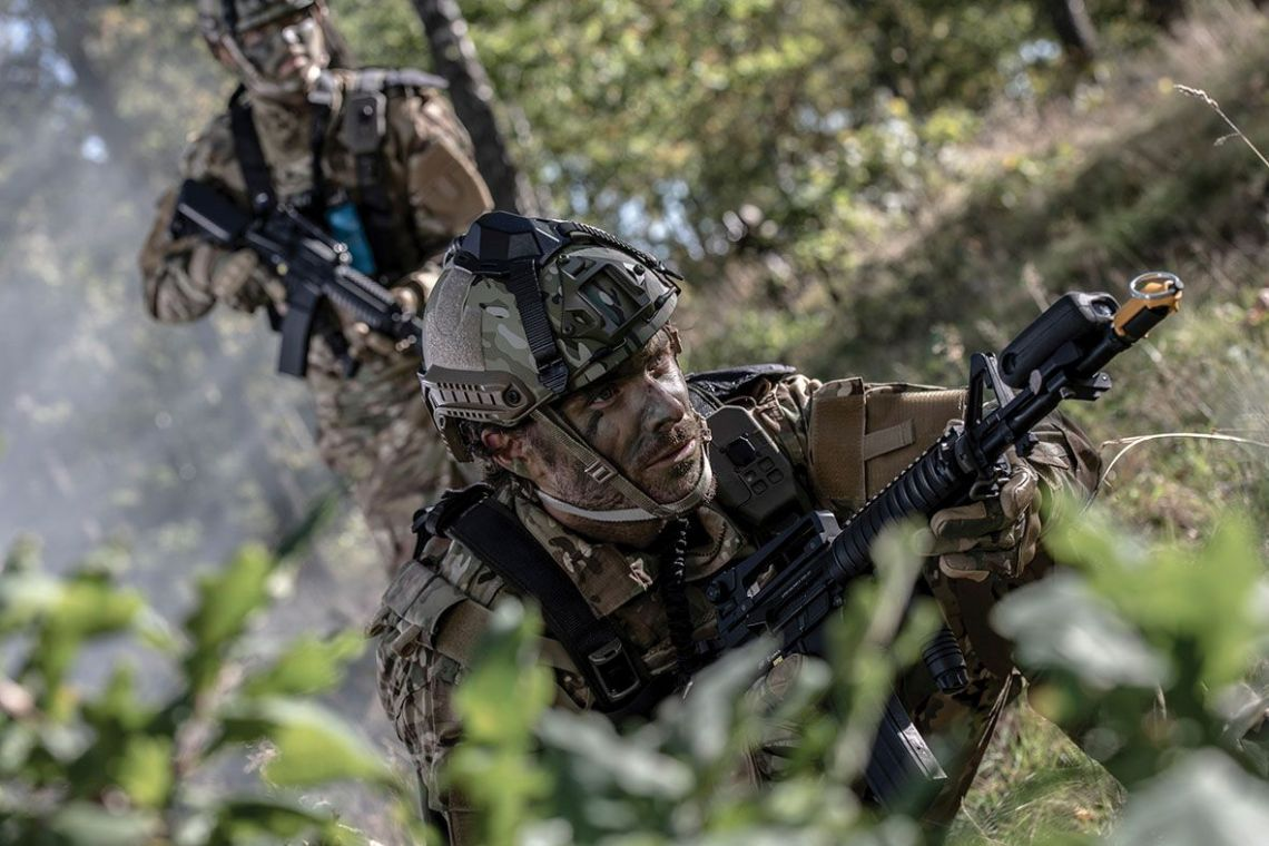 Saab Signs Direct Fire Weapon Effects Simulator Support Contract With British Army