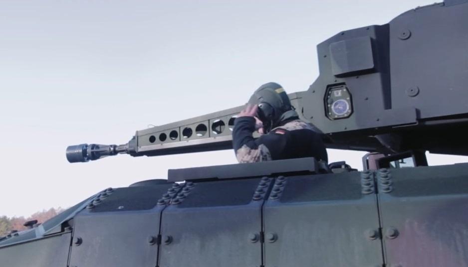 Rheinmetall 30 mm MK 30-2/ABM  autocannon