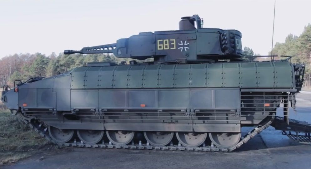 Schützenpanzer Puma MK 30-2/ABM Autocannon