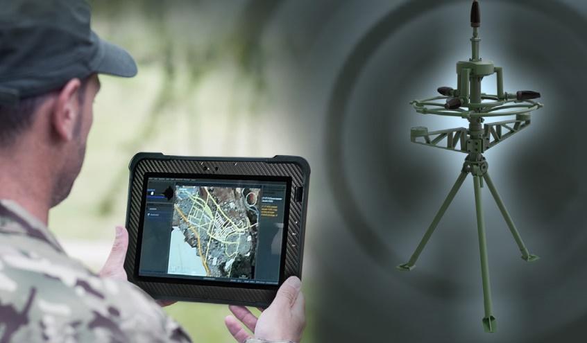Aselsan SEDA Gunshot Detection System