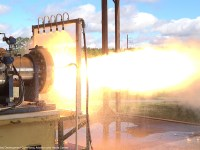 Sierra Nevada Corporation Tests VORTEX Engine for DARPA's OpFires Program