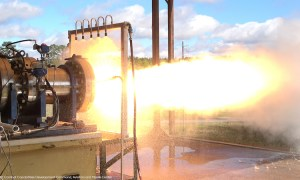 Sierra Nevada Corporation Tests VORTEX Engine for DARPA's OpFires Program