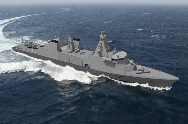 Babcock announces Type 31 Frigate Supply Chain Contract Awards
