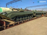 Ukraine Begins Receiving Ex-Czech BVP-1