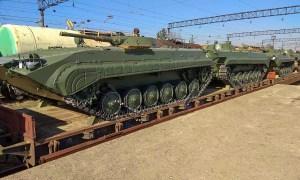 Ukraine Begins Receiving Ex-Czech BVP-1