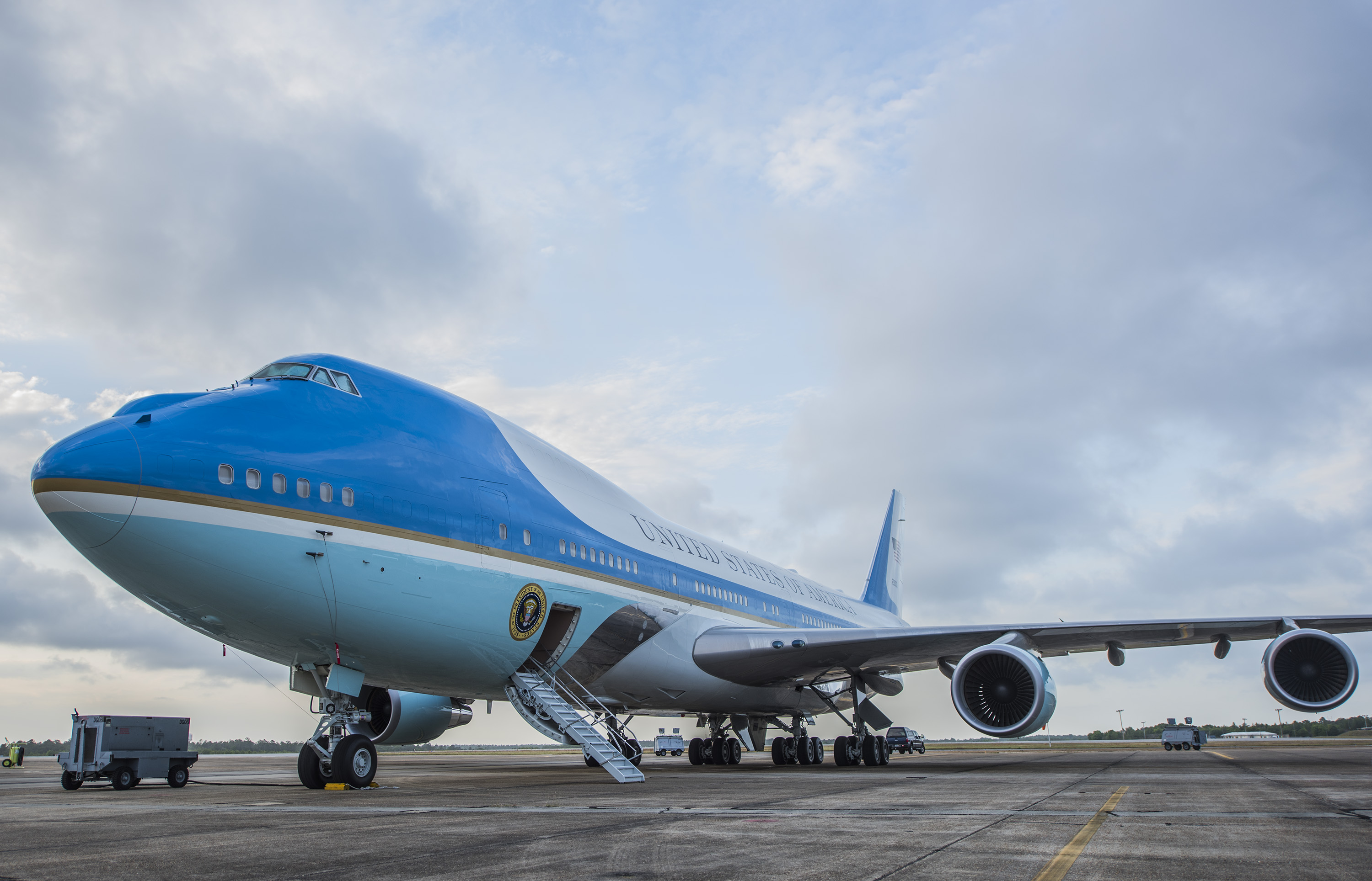 US Air Force Life Cycle Management Center Completes Air Force One Maintenance Early