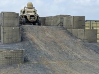 Raytheon's High Energy Laser Weapon System (HELWS).