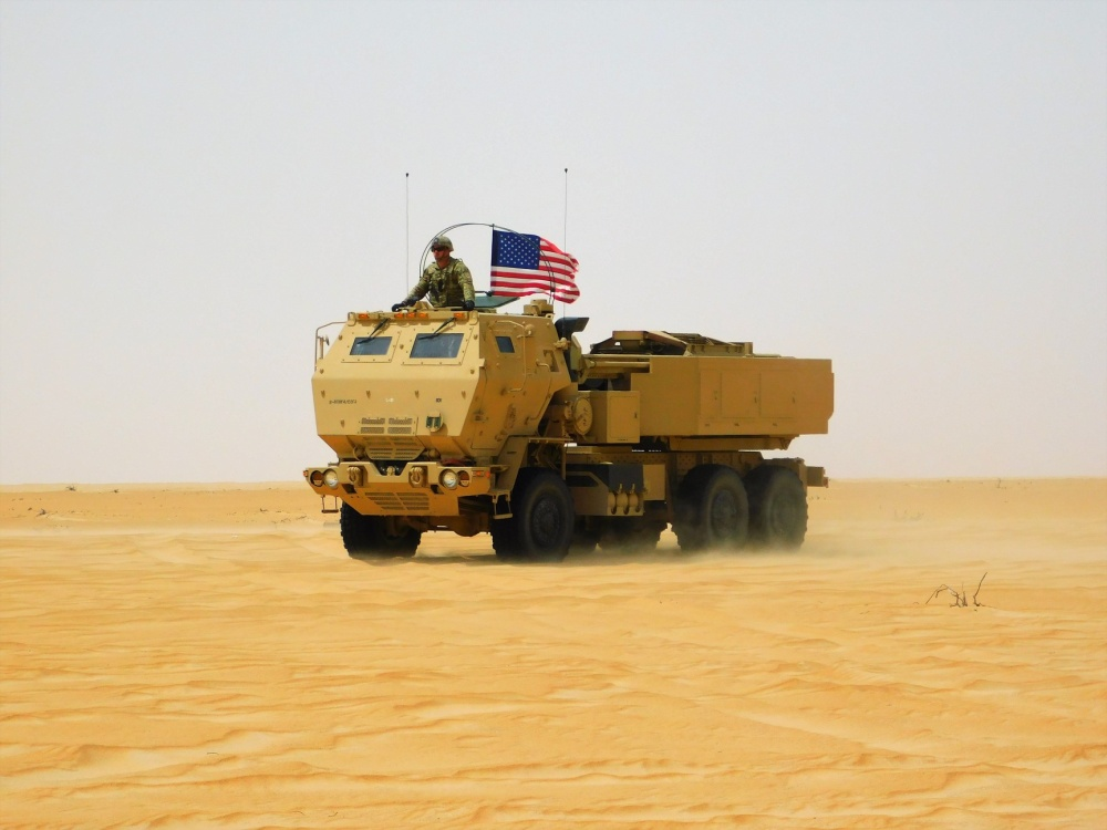 US Army and US Marines Participate in Bilateral Exercises with UAE Armed Forces