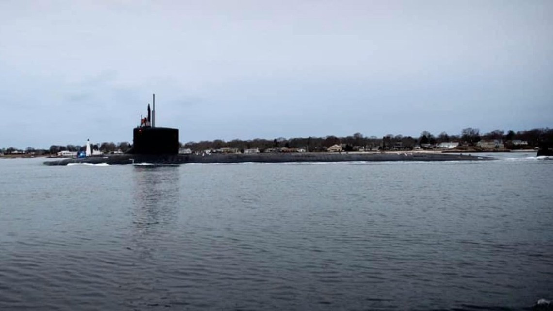 U.S. Navy commissioned USS Vermont (SSN 792), the 19th Virginia-class attack submarine