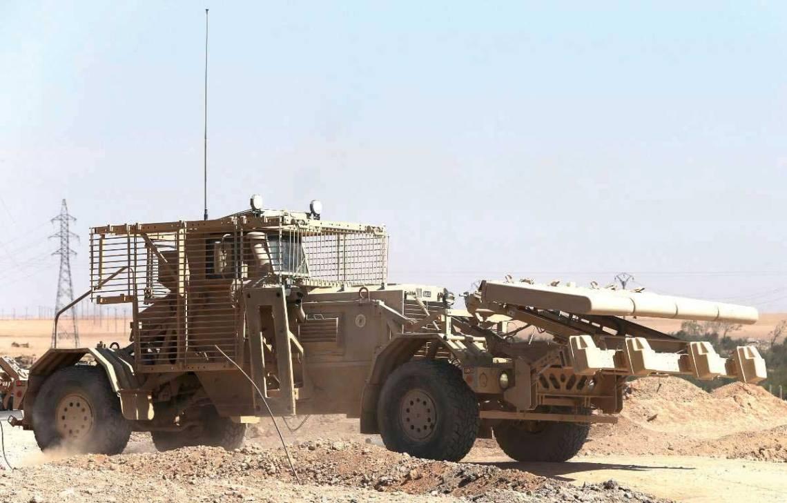 U.S. Army Husky Mounted Detection System Kits