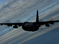AC-130 Gunship 105mm High Explosive and Target Practice Rounds