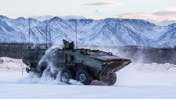 BAE Systems Amphibious Combat Vehicle 30 (ACV-30)