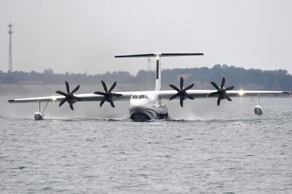 AVIC AG600 Kunlong Seaplane