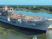 Covid-19 Pandemic Makes Indian Navy Wait Longer for Indigenous Aircraft Carrier INS Vikrant