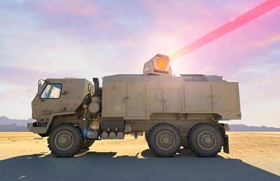 Dynetics to Build and Increase Power of U.S. Army Laser Weapons