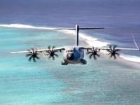 French Air Force A400M Completes Deployment in French Polynesia