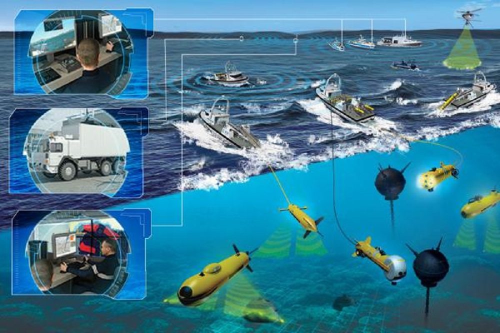 French Company ECA Group Awarded €20 Million Contract to Modernize Naval Mine Countermeasures