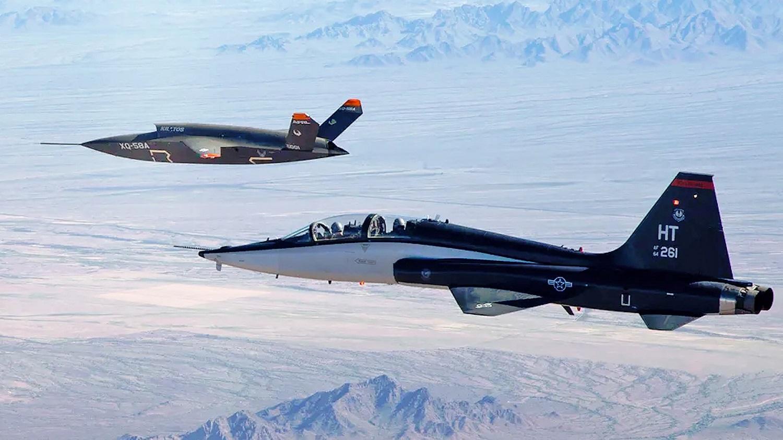 US Air Force Seeks Proposals for Potential $400 Million Skyborg UAV Prototyping Program