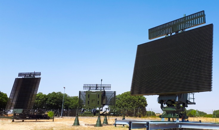 Indra To Modernize Spanish Lanza 3D Radar