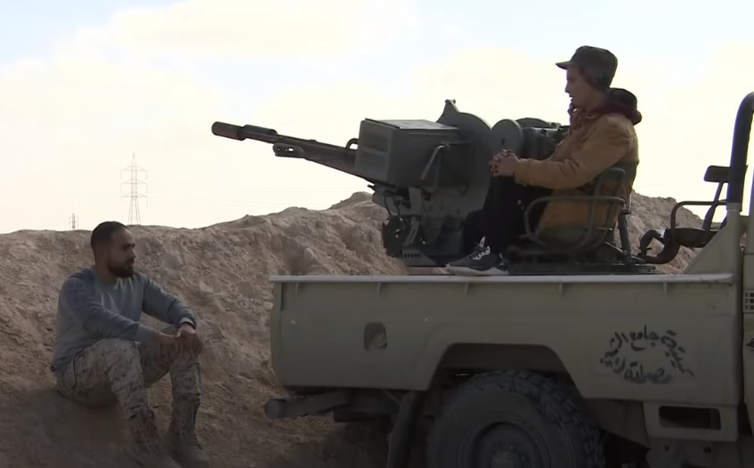 Germany Exports €300 Million of Arms to Libyan Belligerents Despite Embargo