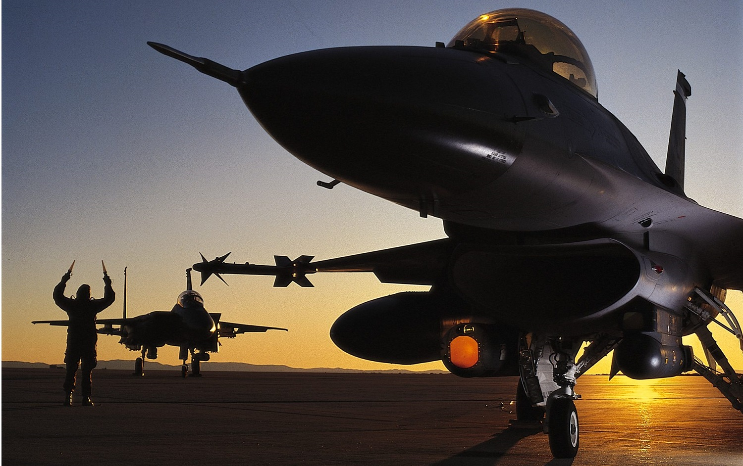 Lockheed Martin Awarded $485 Million Contract To Provide IRST And LANTIRN To Foreign Military Sales